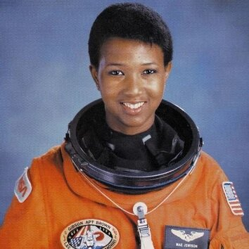 In 1992 Mae Carol Jemison became the first African American woman to travel in space.