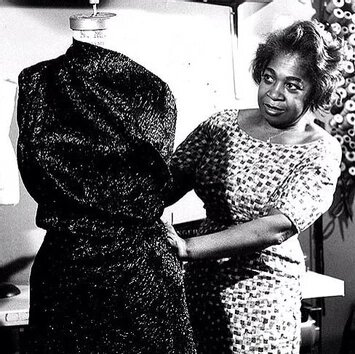 Zelda Barbour Wynn Valdes was an African-American fashion designer and costumer.