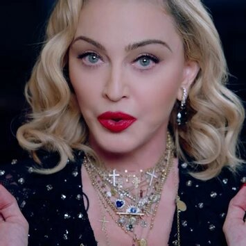 Queen of POP, Madonna crown holder for 40 years, and is noted for her continual image reinvention.