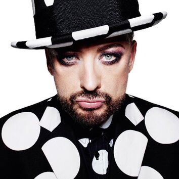 George O'Dowd, known as Boy George, is an English singer, songwriter, DJ and lead singer of Culture Club.