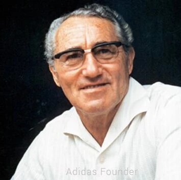 "Adolf ""Adi"" Dassler was a German cobbler, inventor and entrepreneur who founded the German sportswear company Adidas."