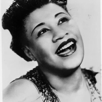 "Dubbed ""The First Lady of Song,"" Ella Fitzgerald was the most popular female jazz singer in the United States"