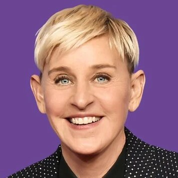 Ellen Lee DeGeneres is an American comedian, television host, actress, writer, and producer.
