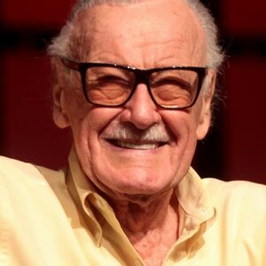 Stan Lee was an American comic book writer, editor, publisher, and producer. He rose through the ranks of a family-run business to become Marvel Comics' primary creative leader for two decades.