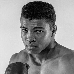 "Muhammad Ali was an American professional boxer, activist, and philanthropist. Nicknamed ""The Greatest"", he is widely regarded as one of the most significant and celebrated sports figures of the 20th century and as one of the greatest boxers of all time."
