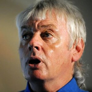 David Vaughan Icke is an English conspiracy theorist, and a former footballer and sports broadcaster. Icke has written more than 20 books and has lectured in over 25 countries.