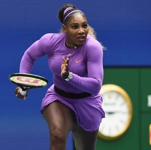 Serena Jameka Williams is an American professional tennis player and former world No. 1 in women's single tennis. She has won 23 Grand Slam singles titles, the most by any player in the Open Era, and the second-most of all time behind Margaret Court.