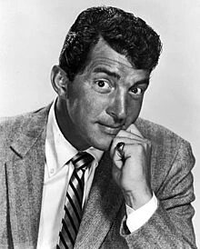 "Dean Martin was an American actor, singer and comedian. One of the most popular and enduring American entertainers of the mid-20th century, Martin was nicknamed ""The King of Cool"" for his seemingly effortless charisma and self-assurance."
