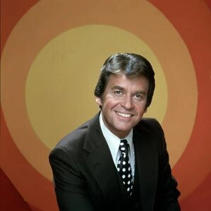 Dick Clark was an American radio and television personality, television producer and film actor, as well as a cultural icon who remains best known for hosting American Bandstand from 1956 to 1989.