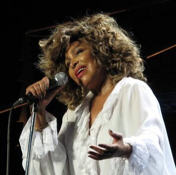 Tina Turner is an American-born Swiss singer and actress. Turner rose to prominence by launching a successful career as a solo performer.