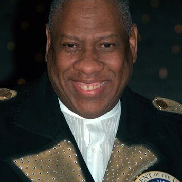 André Leon Talley is an American fashion journalist, who is the former American editor-at-large of Vogue magazine.