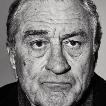 Robert De Niro is an American actor, producer, and director. He is particularly known for his work in thrillers & collabs with Martin Scorsese.