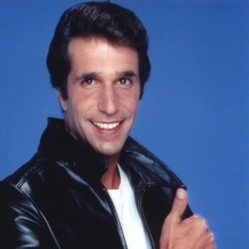 "Henry Franklin Winkler OBE is an American actor, comedian, director, producer, and author. He initially rose to fame for his role as Arthur ""Fonzie"" Fonzarelli, a greaser who became the breakout character"