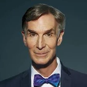 William Sanford Nye, popularly known as Bill Nye the Science Guy,