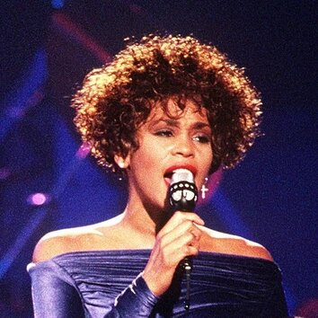Whitney Elizabeth Houston was an American singer and actress. She was cited as the most awarded female artist of all time by Guinness World Records