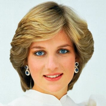 Diana, Princess of Wales was a member of the British royal family. She was the first wife of Charles, Prince of Wales, the heir apparent to the British throne,