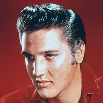 "Elvis Presley was an American singer & actor. Regarded as one of the most significant cultural icons, the ""King of Rock and Roll""."