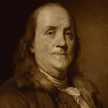 Benjamin Franklin was an American polymath and Founding Father of the U.S.. A leading writer, printer,
